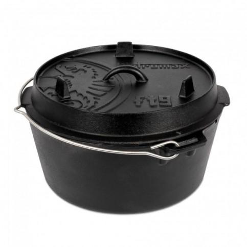 "Litinový hrnec Petromax ""dutch oven"" 7,5 l"