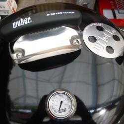 Gril Weber Master-Touch GBS 57cm černý