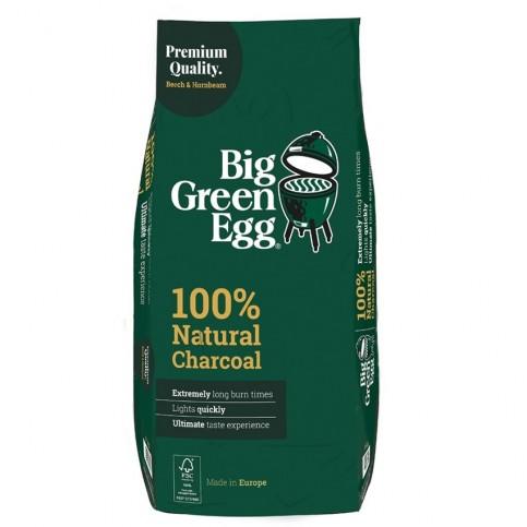 100% přírodní dřevěné uhlí BGE 9 kg