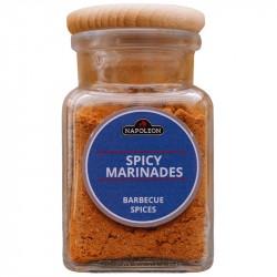 Grilovací koření Napoleon Spicy marinades 140 ml