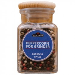 Grilovací koření Napoleon Peppercorn for grinder 140 ml