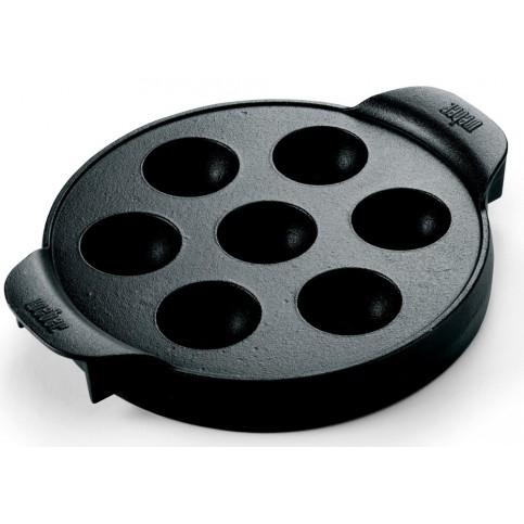 Litinový muffinovač