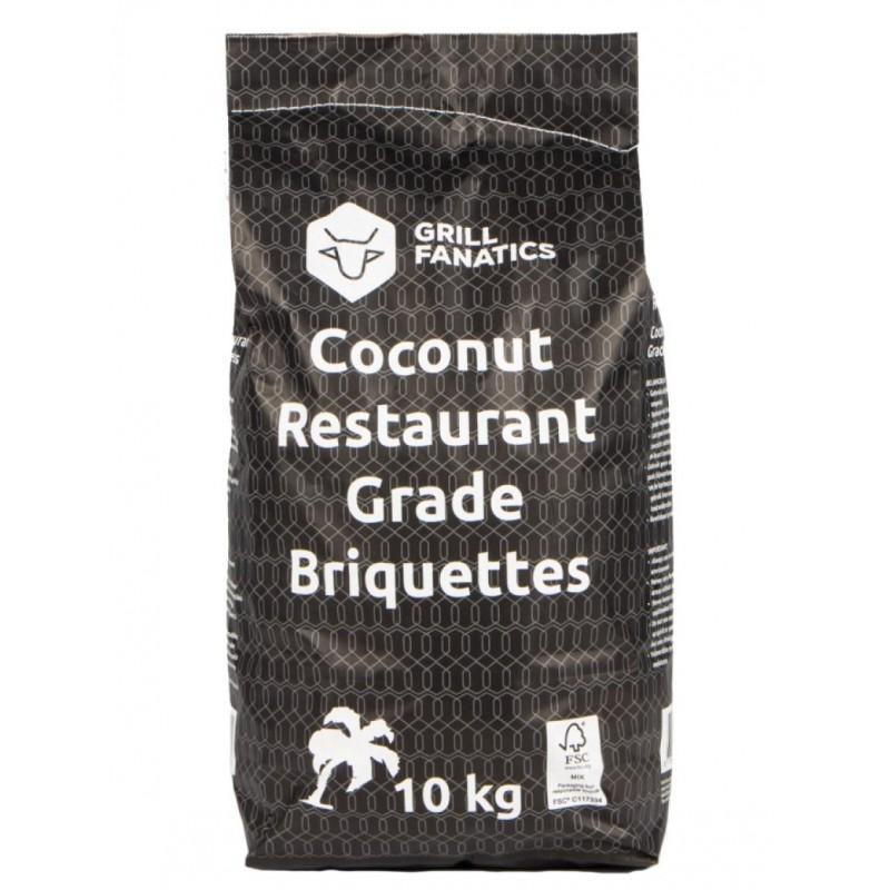 Levně Brikety Coconut Grill Fanatics 10 kg