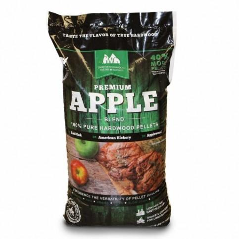 Dřevěné pelety Premium Apple 12,7 kg GMG