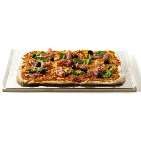 Obdélníkový kámen na pizzu