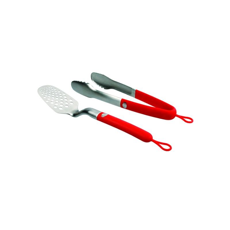 Grilovací náčiní Weber Style, červené