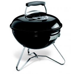 Gril Weber Smokey Joe Premium, černý, 37 cm