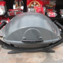 Elektrický gril Weber Q 240, tmavě šedý