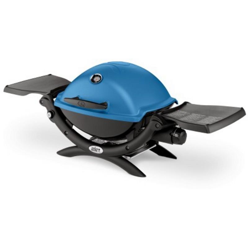 Plynový gril Weber Q 1200, modrý