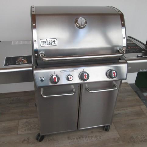 Plynový gril Weber Genesis S-330 ušlechtilá ocel, model 2013