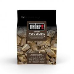 Dřevěné špalíky na uzení, bílý ořech