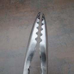Trojdílná sada grilovacího náčiní z ušlechtilé oceli