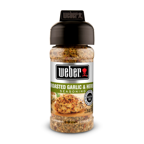 Koření Weber Roasted Garlic & Herb