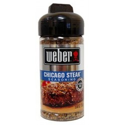 Koření Weber Chicago Steak 156 g