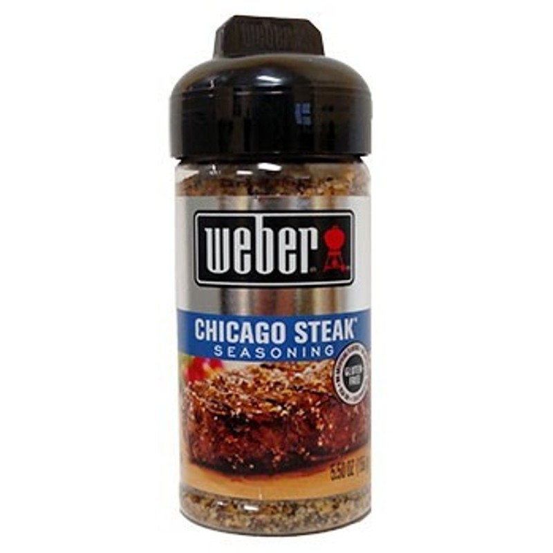 Koření Weber Chicago Steak