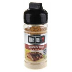 Koření Weber Chicken´n Rib 78 g