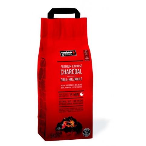 Grilovací uhlí Premium Express, 5 kg