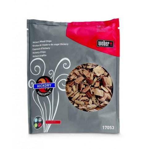 Udící lupínky Fire Spice Chips, bílý ořech