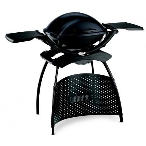 Elektrický gril Weber Q 2400 Stand, tmavě šedý