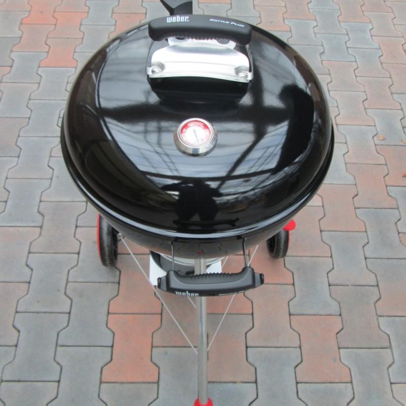 gril weber kettle plus. Black Bedroom Furniture Sets. Home Design Ideas