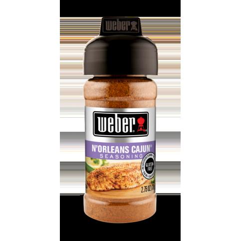 Koření Weber New Orleans Cajun Seasoning 142 g