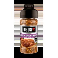 Koření Weber Bold´N Spicy Chipotle 142 g