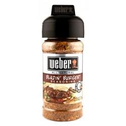 Koření Weber Blazin´Burger 164 g