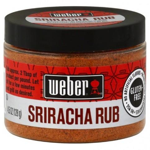 Koření Sriracha Rub