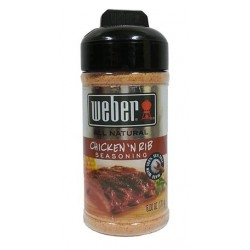 Koření Weber Chicken´n Rib 171 g
