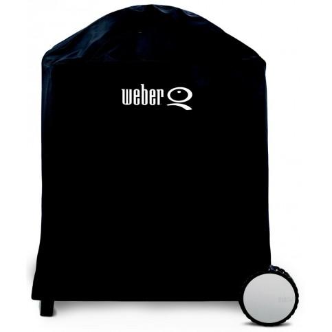 Weber ochranný obal Premium pro modely Q200/2000 s pojízdným vozíkem