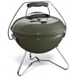 Gril Weber Smokey Joe Premium 37 cm, kouřově šedý