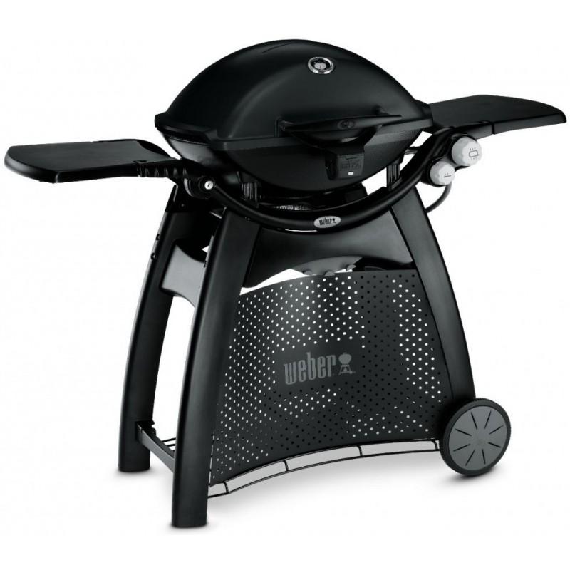 Plynový gril Weber Q 3000, černý