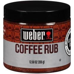 Koření Weber Coffee Rub 355 g