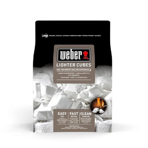 Podpalovací kostky Weber, 22 kusů