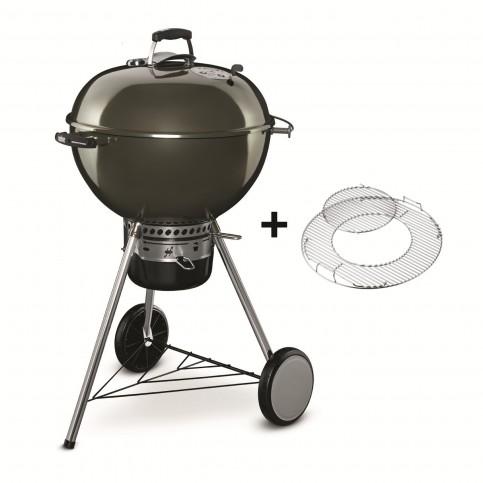 Gril Weber Master Touch GBS C-5750, kouřově šedý