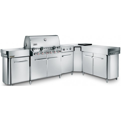 Plynový gril Weber Summit Grill-Center GBS
