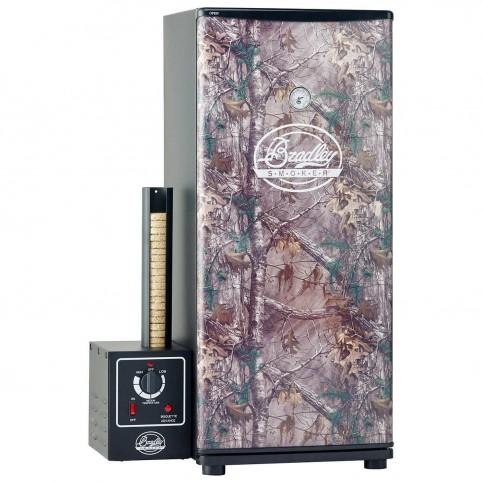 Udírna Bradley Realtree Extra Large Camo Smoker 6