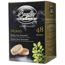 Udící brikety Bradley Smoker Hickory 48 ks