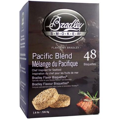 Udící brikety Bradley Smoker Pacific 48 ks
