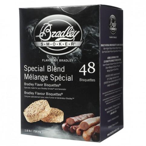 Udící brikety Bradley Smoker Special 48 ks