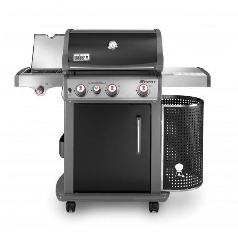 Plynový gril Weber Spirt E-330 Premium GBS, černý