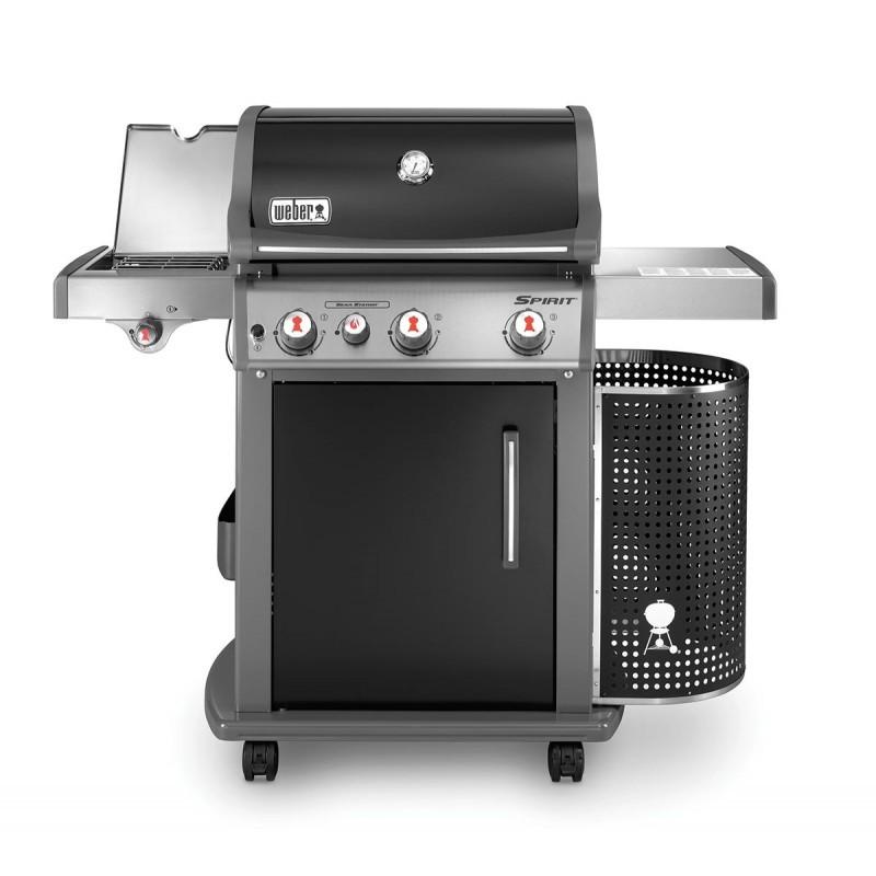 Plynový gril Weber Spirit E-330 Premium GBS, černý