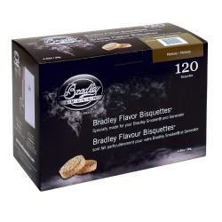 Udící brikety Bradley Smoker Hickory 120 ks