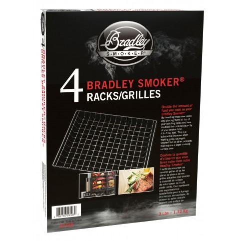 Rošty pro udírny Bradley 4 ks