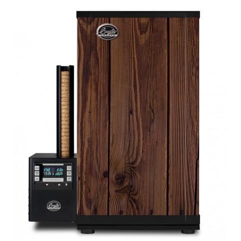 Udírna Bradley Smoker 4 digitální s tapetou Wood_01