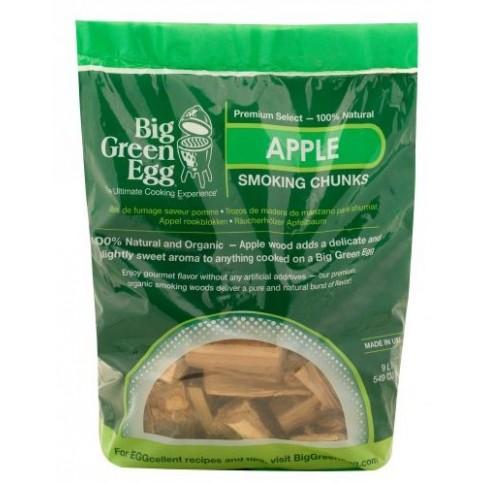 Dřevěné špalíky na uzení Jablko
