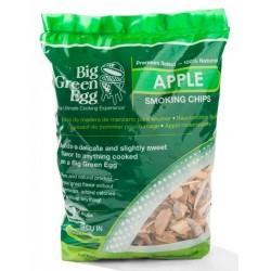 Dřevěné štěpky na uzení jablko 2,9 l
