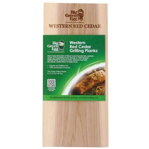 Dřevěná grilovací prkénka cedr