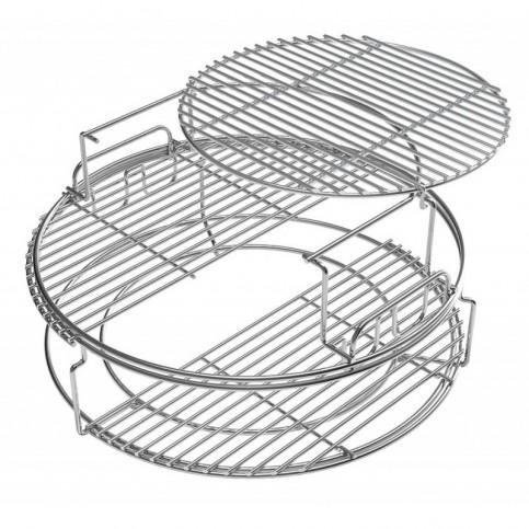 5-ti dílný grilovací rošt Eggspander Kit pro BGE Large