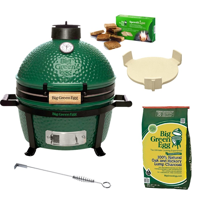 "Gril Big Green Egg Minimax ""Easy Start"""